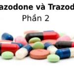 Nefazodone và Trazodone – Phần 2